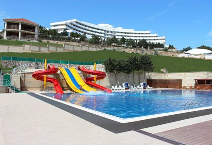 "New Aqua Park project in ""Xazri"" Relaxation Center"